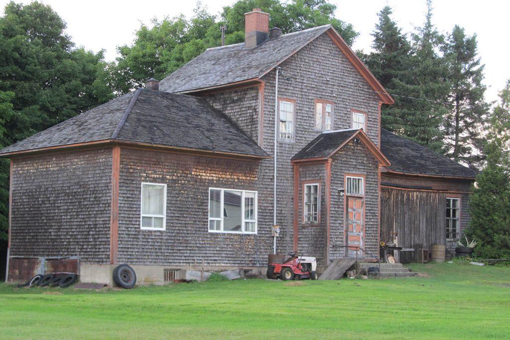 Ancienne école du village