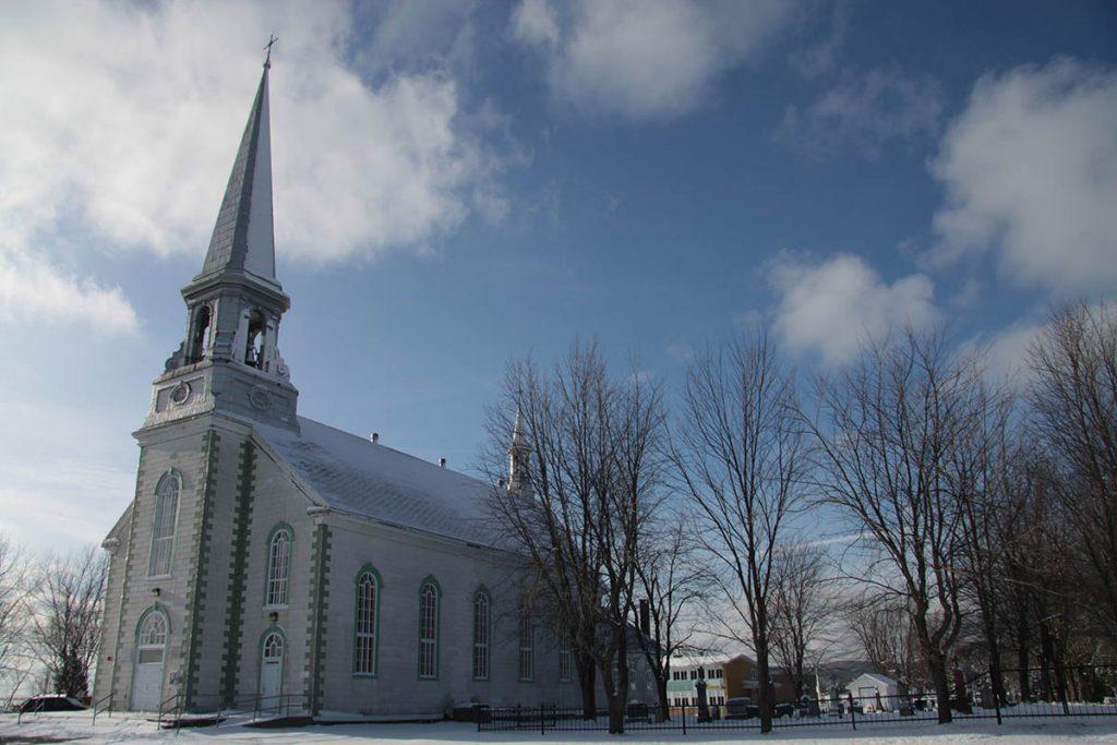 Église Très-Saint-Coeur-de-Marie